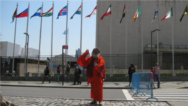 New York – UN 24 April 2013