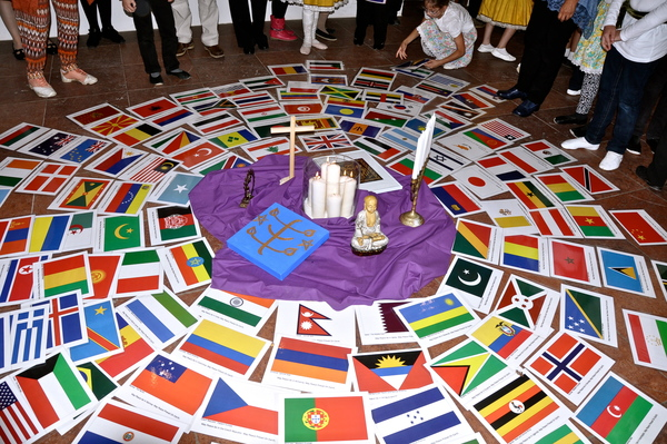 UN International Day of Peace on 21 September 2014 in Salzburg