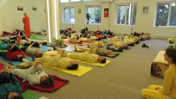 Report: Weekend Seminar with Swami Umapuriji, Ukraine