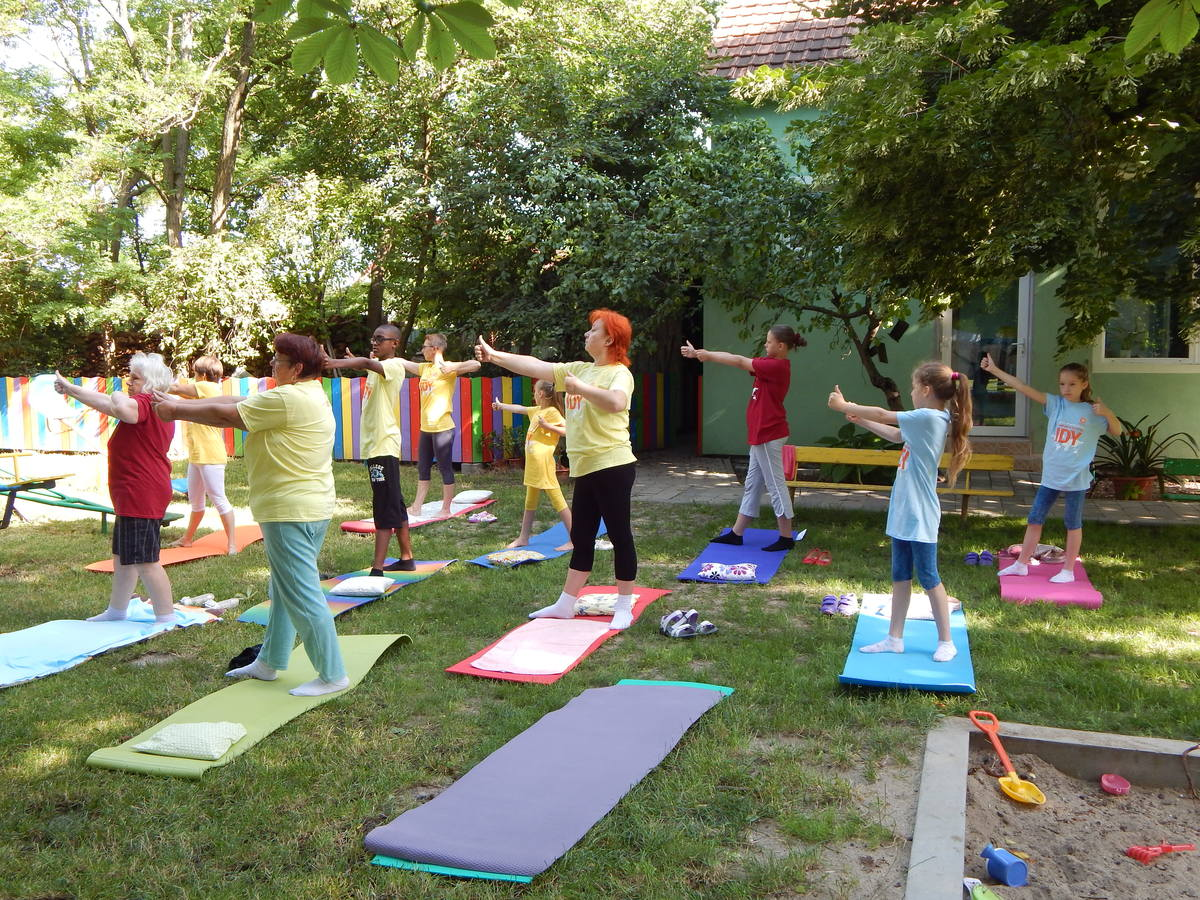 IDY 2016 celebrated in Nadlac, Romania