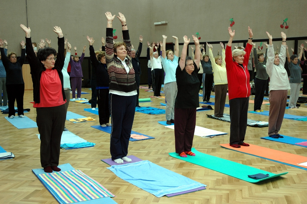 News from Yoga in Daily Life in Croatia