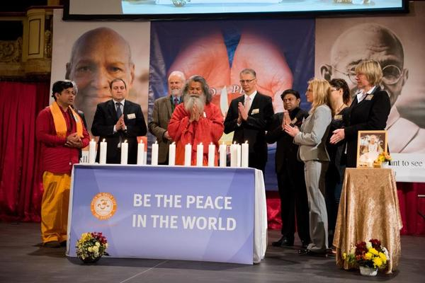 International Peace Conference in Prague, Czech Republic