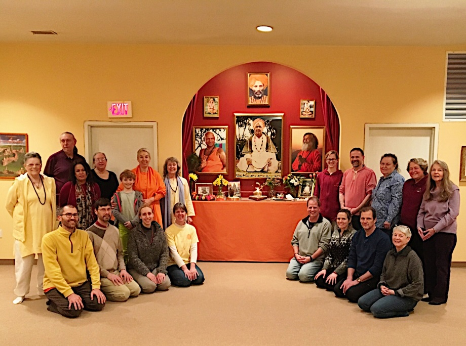 Swami Umapuri visits USA and UK