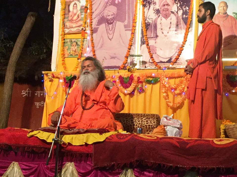 Gurupurnima celebrated in Jadan Ashram 2017