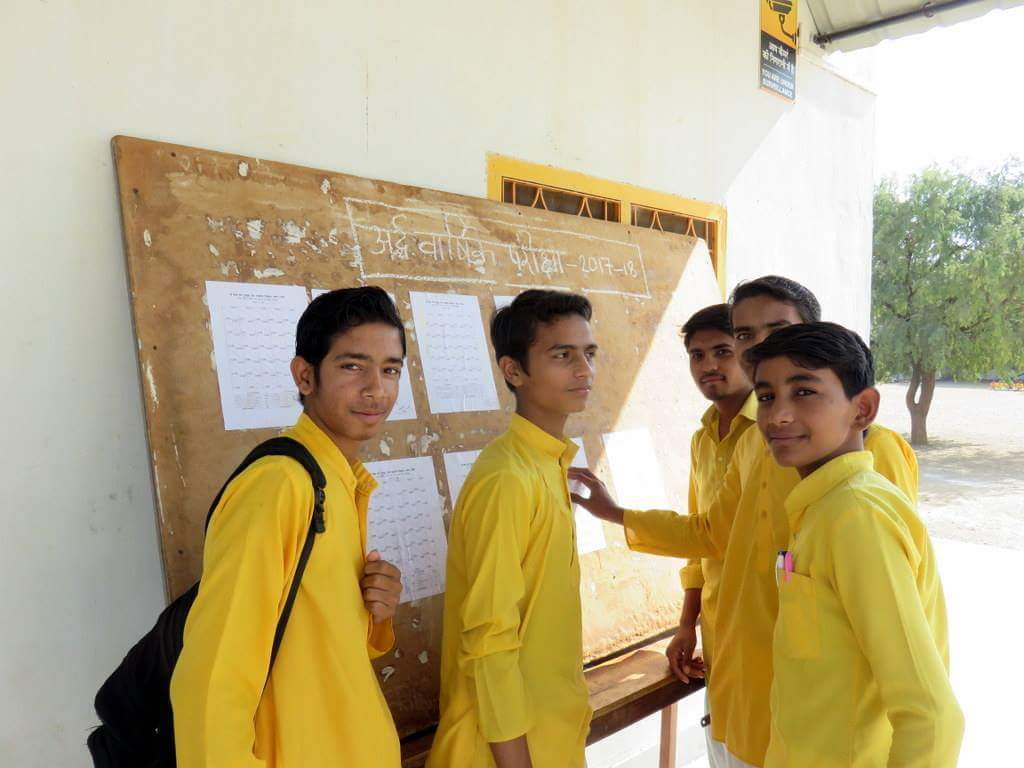 Report about Gyan Putra and humanitarian school project in Jadan Ashram