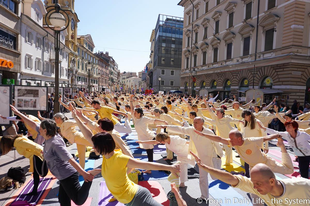 World Health Day special event in Rijeka, Croatia