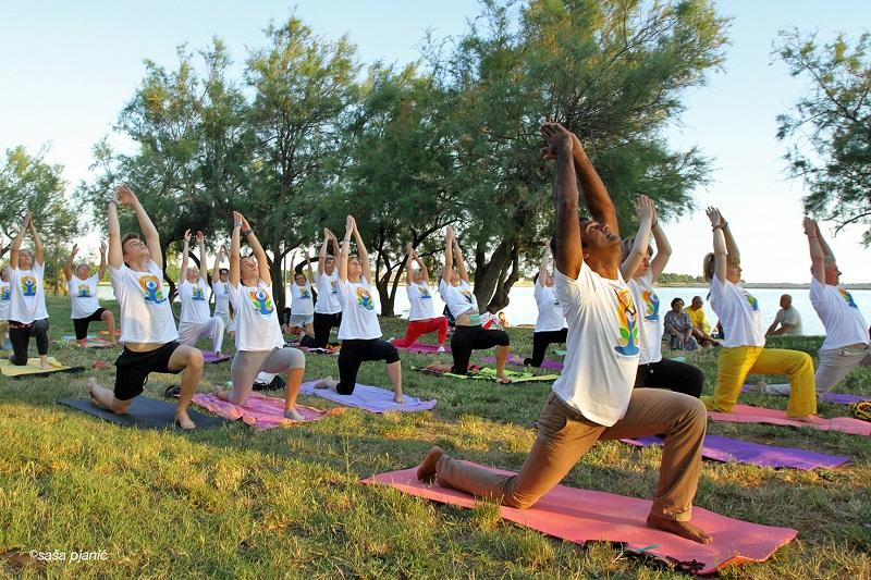4th International Day of Yoga celebrated worldwide with Yoga in Daily Life