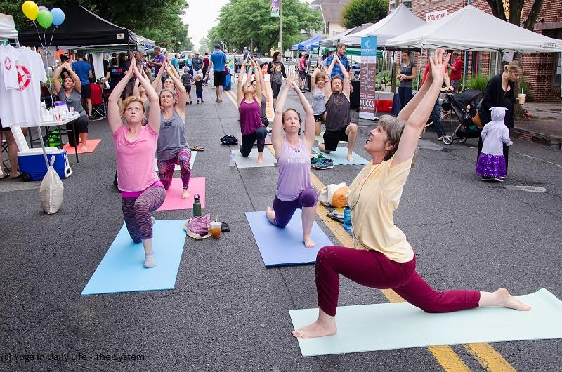 idy2018  alexandria usa idy promoted during well ray festival on june 23 2018 on the streets in alexandria va