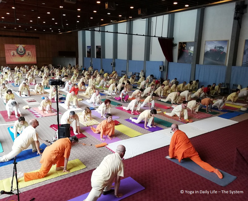 Worldwide Celebrations for International Day of Yoga – part 1