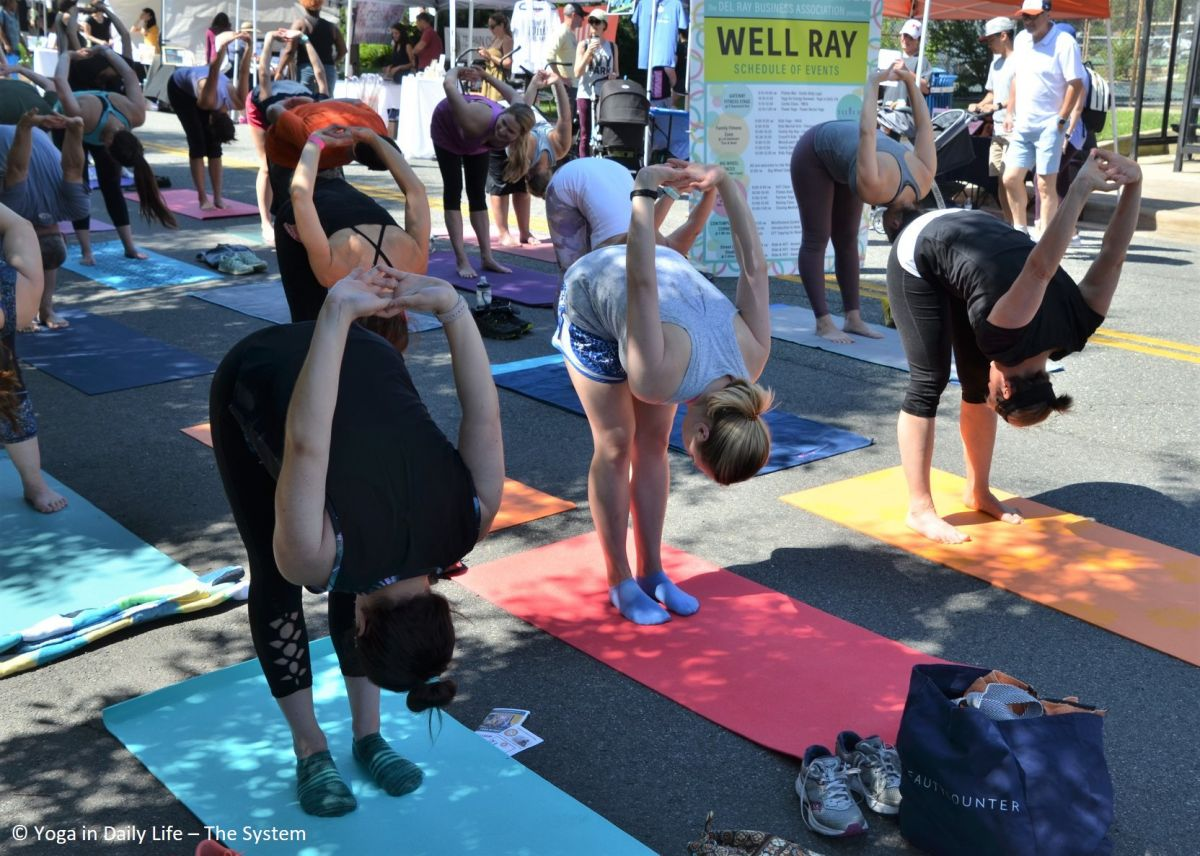 idy 2019 washington dc   yoga at street festival