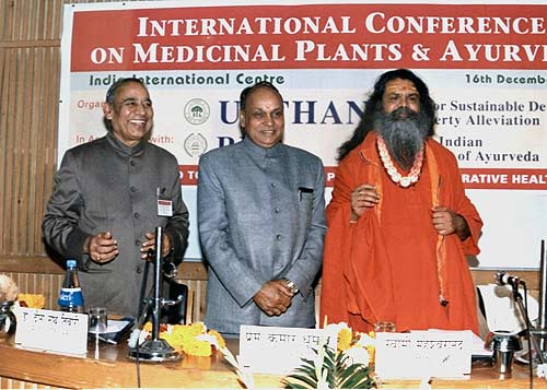 International Conference on Medicinal Plants & Ayurveda in New Delhi