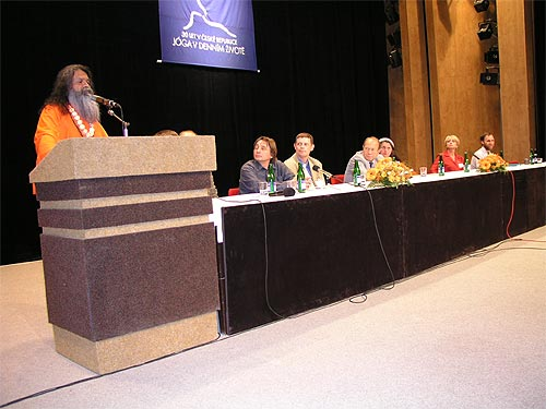 """Development of Spirituality for World Peace"" Conference, Czech Republic"