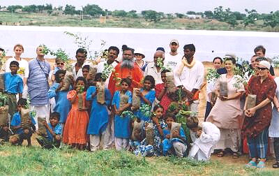 International Tree Plantation Action Conference, Rajasthan/India