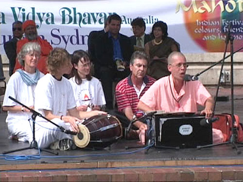 Swamiji's World Peace Tour 2004 (spiritual highlights)