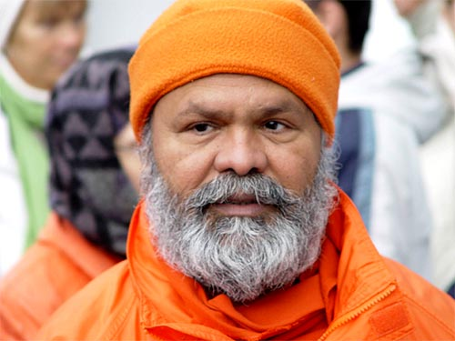 His Holiness Swamiji in Canada