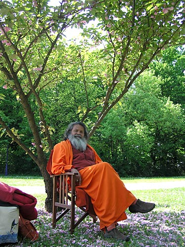 His Holiness Swamiji
