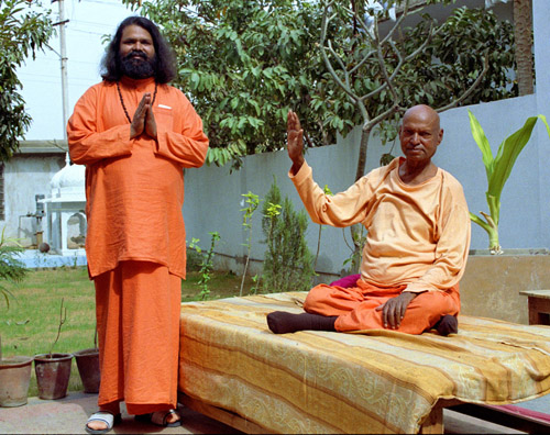 Swamiji.tv webcasts on demand