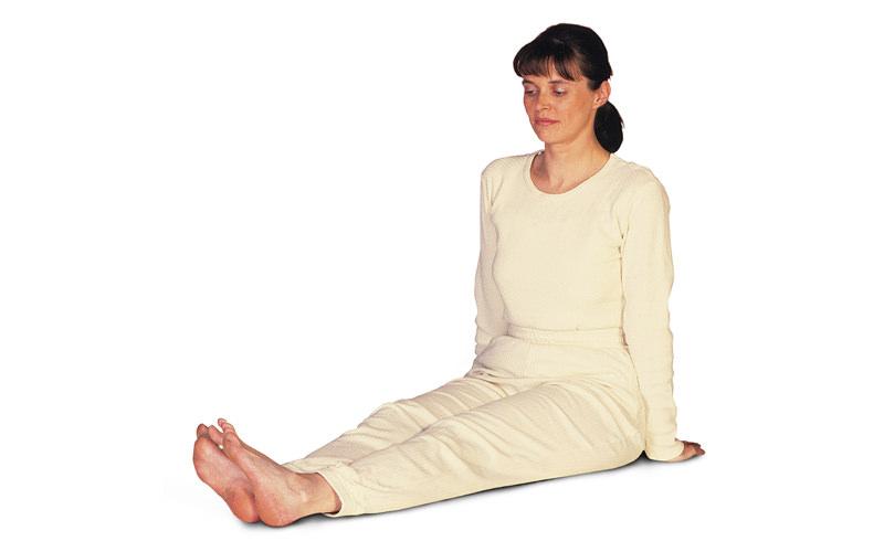 posture yoga retour veineux