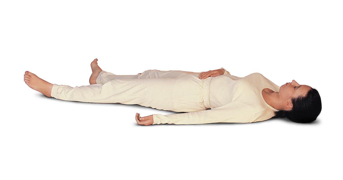 Abdominal Breath Exercise