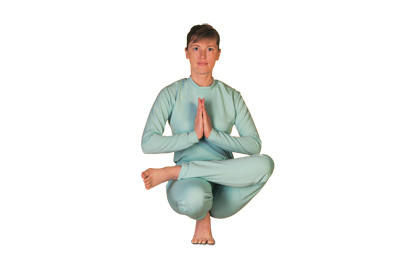 4 – 11 Padangushthasana One-Leg Squat