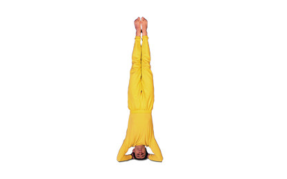 6 – 9 Shirshasana Headstand