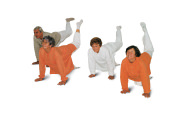 "Vitality and Health into Old Age with ""Yoga in Daily Life"""
