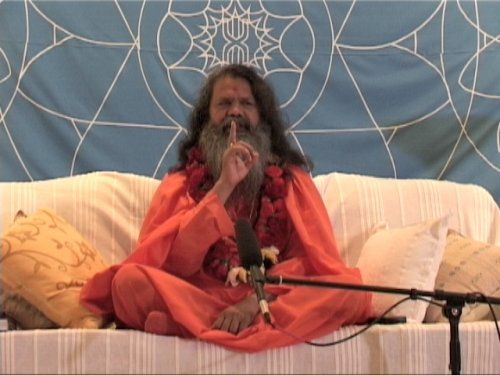 Swamiji's World Tour 2002